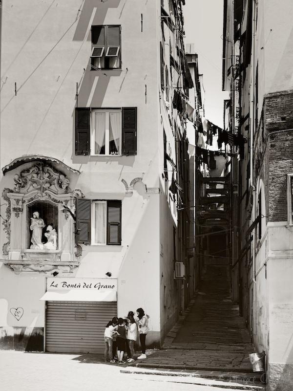ANNIVERSAIRE À L'ITALIENNE