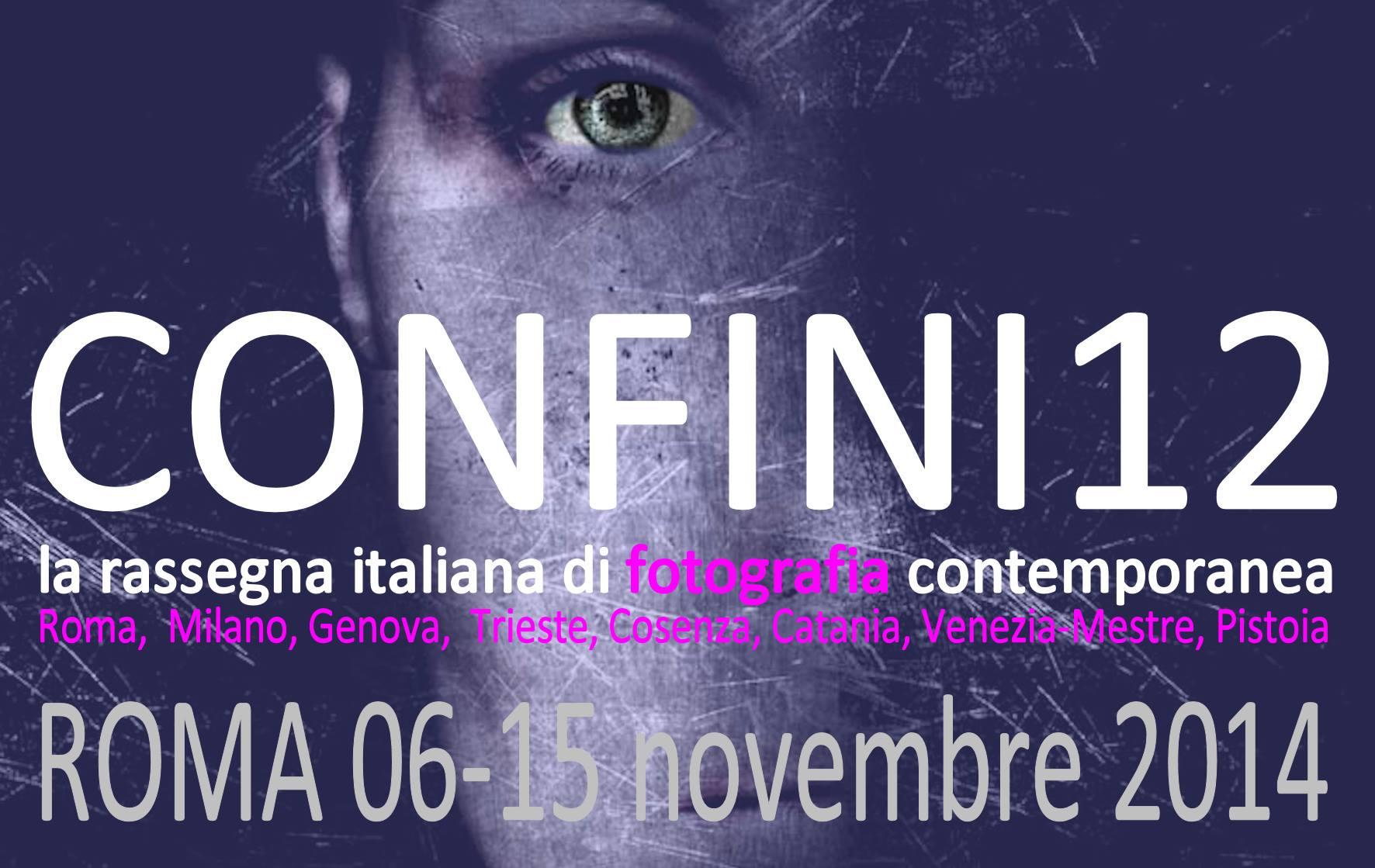 CONFINI 12 – ÉTAPE #1