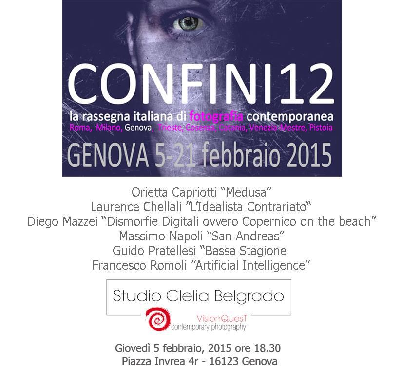 CONFINI 12 – ETAPE #3