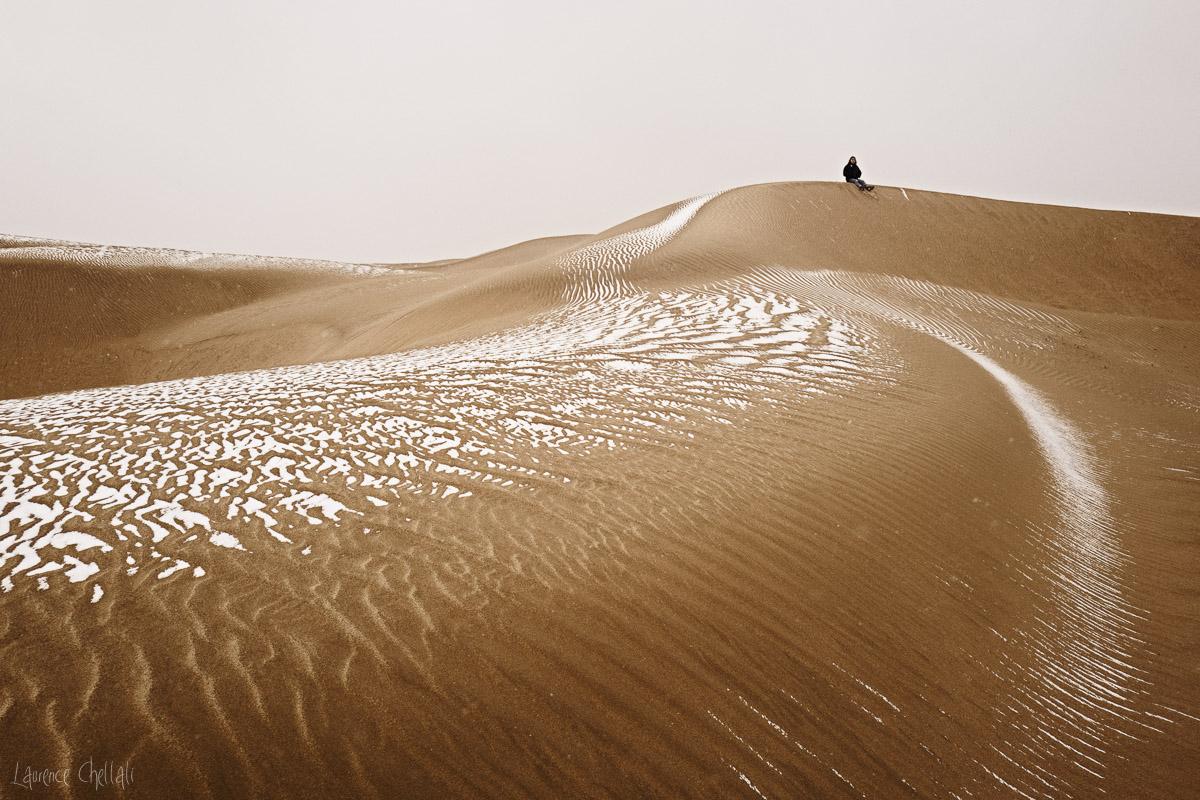Road trip en Gansu
